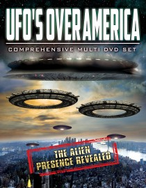 UFO's Over America: The Alien Presence Revealed